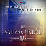 We remember and honor those who made the ultimate sacrifice this #MemorialDay. Thank you. http://t.co/69RDQPZ7gg