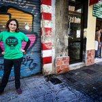 Por fin una alcaldesa que defiende los Derechos Humanos. Bravo Barcelona #PrimaveraDelCambio http://t.co/DYK6GlmXGa