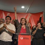 """""""Hemos demostrado que esta estrategia no es solo más bonita sino que además funciona"""" AdaColau #PrimaveraDelCambio http://t.co/NfQOd3oCcv…"""