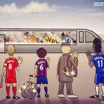 [#Image] 3 légendes ont fait leurs adieux ce weekend ! http://t.co/JK6MOhTfFg