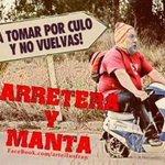 #PrimaveraDelCambio con mensaje claro :FUERA http://t.co/9u11CLHBvW