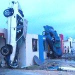 Tornado azota Ciudad Acuña, Coahuila http://t.co/4oSO5vDceH http://t.co/UATZckM7fk