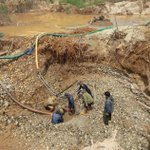 Illegal gold mining ravaging farmlands in #Vietnams Central Highlands. @officialmineral http://t.co/rThAXzJX5o http://t.co/DiUvQyoEhl