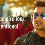 #Suriya's #Vampire look was intentional  read @ http://t.co/smrodXNnAH http://t.co/H9rzyUTEyF