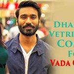 Dhanush & Vetrimaran Combo For #VadaChennai http://t.co/9ZmGGItAxX