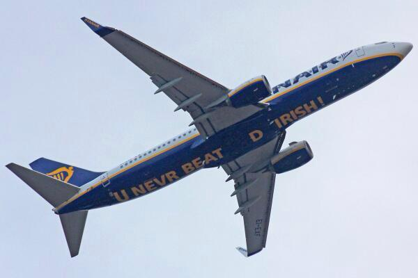 Ryanair announce Additional Rugby World Cup Specials