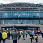 Fans. Players. We stand together. Now under two hours until the big kick-off. #OurFinalStep #NCFC http://t.co/SnwCehcwbc