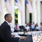 At 11:20am ET, watch President Obama speak on #MemorialDay at Arlington National Cemetery → http://t.co/vUssNvn1AA http://t.co/ECDU6D3v1x