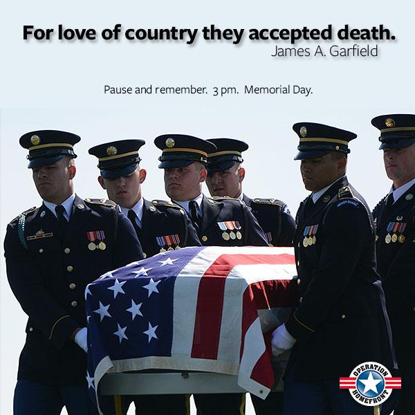 #MemorialDay Remember the fallen by the legacy they have left us: Freedom. http://t.co/NbBz1Fs1Yx