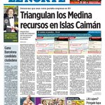 Familia de Medina usa como pantalla empresas en EU y lava ganancias de operaciones en Islas Caimán, afirma Aldo Fasci http://t.co/IOhD2yLuue