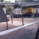 Estamos en vivo cerca de  la zona de Mcal. López y Gral. Santos......... http://t.co/3cQYVfzjpb