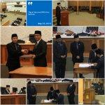 Rapat Paripurna DPRD Kota Bandung Laporan Hasil Reses dan Penetapan Raperda Kota Bandung @ridwankamil @yossiirianto http://t.co/kkAXjywq5C