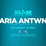 This Saturday @mariamant at Bolivar Athens ! #athens http://t.co/rx1GEgHle0