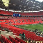 WEMBLEY   The Norwich City takeover. #OurFinalStep #NCFC http://t.co/Z33B8XWkHh