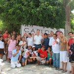 Recorridos y reuniones por Costa Azul e Icacos, acompañado de @D3Christian y @JoelOrtizS_ ¡El cambio es #AhoraONunca! http://t.co/r6zVGVFua0
