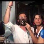 VÍDEO: Kichi, candidato de Por Cádiz sí se puede a alcalde, celebra el 24M con una comparsa http://t.co/3E8UsAXUNb http://t.co/BAt9PnHGhI