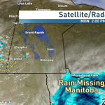 Watching these 2 areas of rain today #cbcmb #storms? http://t.co/qc9UIELxNX