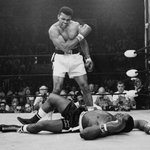 On this date 50 years ago, Muhammad Ali defeated Sonny Liston by 1st-round KO. Liston suffered his 1st career KO. http://t.co/tBCZVMxCBE