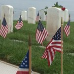 Fort Rosecrans National Cemetery on #MemorialDay #Remember @nbc http://t.co/hzxC2GdJ8h