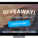 Last chance! Enter to win a brand new Apple Thunderbolt Display: http://t.co/rVTMeidMkK http://t.co/hahUnxC0oO