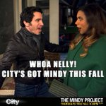Shes not going anywhere. Mark your calendars, Canada - theres more Mindy on the way this fall on @City_tv! http://t.co/yRuput5fZ6