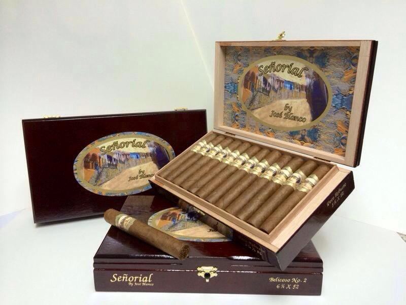Stop by today at @CuencaCigars and enjoy a very unique blend Señorial!! http://t.co/X0dHHYL0ux