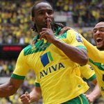 HALF-TIME: Middlesbrough 0-2 Norwich City. #MFC #NCFC #OurFinalStep http://t.co/lClJKb6C1I