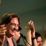 Las fotos de la futura alcaldesa de #Barcelona #AdaColau que causan revuelo en la Red http://t.co/TejtJVAuil http://t.co/23xPrVOOL1