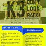 @Rachel_JKT48 sis sama2 nonton konser kita ya ? #JustForJ dan #DontLooK3ack http://t.co/X9fS5ytBCJ
