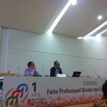 Miguel Varela de @teimas empresa de desenvolvemento de software e xestión de residuos #1mes1profdix http://t.co/qZeG27Qsdh