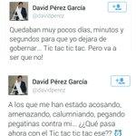 El caso del alcalde electo que pide diálogo y serenidad mientras incendia las redes sociales en #Alcorcón #soberbia http://t.co/r8KcVaHWFo