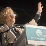 Manuela Carmena se ve alcaldesa de Madrid tras hablar con Carmona. http://t.co/GLxoQS8iEI http://t.co/7pT39I7qSs