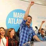 #24M A #Coruña con el 100% del escrutinio, Marea Atlántica vence al pp por cuatro votos http://t.co/PcVmOToS62 http://t.co/liXrHw7UuR