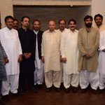 I met with exdistrict presidents PTI Pnjb 2day @aleemkhan_pti office. I assured them all of meritocracy in PTI #MS http://t.co/XpsWG5H4ZH