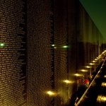 Remembering my 58,044 brothers & sisters who died in the Viet Nam War. #NeverForget #WelcomeHome
