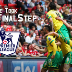THATS IT! WEVE DONE IT! WERE GOING BACK TO THE PREMIER LEAGUE! #OurFinalStep http://t.co/RjghbqG9xs