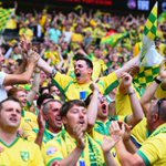 CONGRATULATIONS @NorwichCityFC on securing promotion to the #BPL with a 2-0 #PlayOffFinal victory against @Boro http://t.co/T1Leo4ybAl