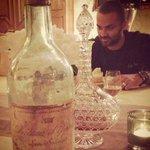 monde_vin: RT mathieu__Herve: #Bordeaux : tonyparker a fait la route des VinsdeBordeaux. Une visite remarquée à mY… http://t.co/4CfONKt7Io