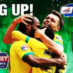 Congratulations @NorwichCityFC you have been promoted! #Championship #PlayOffFinal http://t.co/KMciy9bPxM