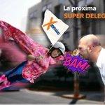 SuperXochitl acabando con los corruptos! @XochitlGalvez http://t.co/u3UicJoGLA