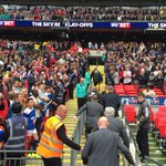 #OurFinalStep   The players now make their way up to collect the trophy. A day all City fans will never forget. http://t.co/29ijTIoFsA
