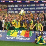 PREMIER LEAGUE   Our heroes in yellow & green. #OurFinalStep http://t.co/3KCBPMjHDz