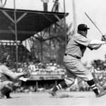 On this date 80 years ago, Babe Ruth hit his final home run. http://t.co/Krx6Wsq9VF
