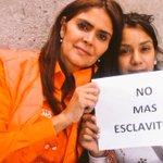 En Benito Juárez y en la CDMX los vecinos proclamamos #NoMasEsclavitud @rosiorozco http://t.co/8fS2O5aRdO