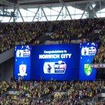 Congratulations @NorwichCityFC We are premier league!! #OTBC http://t.co/3edV6ucmli