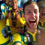 A #FinalSelfie from the winning team @NorwichCityFC! #PlayOffFinal http://t.co/TXVJOBO5pp