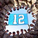 God bless our troops. #MemorialDay #Seahawks #12s #WeAre12 (via @ISPY12MAN) http://t.co/PCml7rcOGW