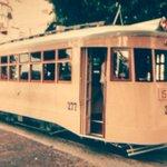 Hoy funciona el #tranvía histórico de #Rosario hasta las 18 minirecorrido Wheelwright: Balcarce y tbn Roca #25deMayo http://t.co/3hrDtCIIPV