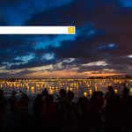 The Lantern Floating Hawaii ceremony is one of the largest #MemorialDay observances in the US. http://t.co/niMhz1BKMa http://t.co/xi7H3BOlGI