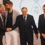 Florentino Pérez comunica a @MrAncelotti que deja de ser entrenador del @realmadrid: http://t.co/0UXy9oQiTI http://t.co/aDceazFcRe